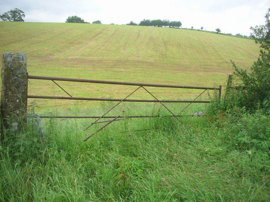 Image Farm Gate