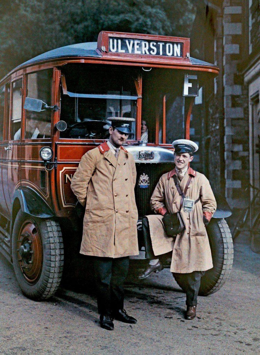 Ulverston Tour Bus