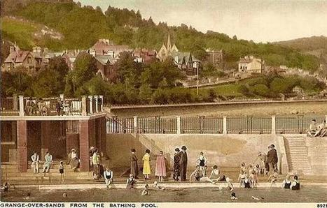 Image of Grange Lido in the past