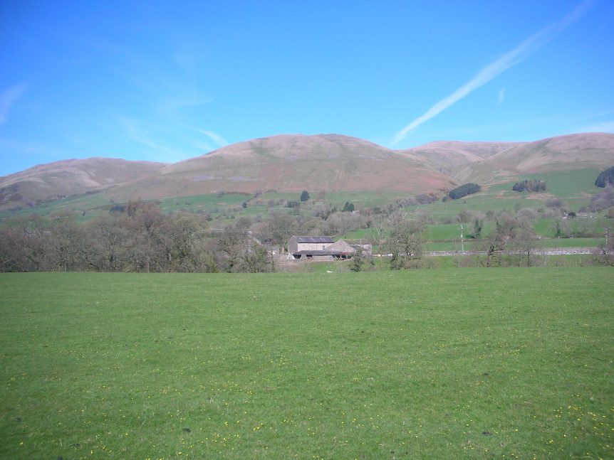Image of The Yorkshire Dales - The Howgills