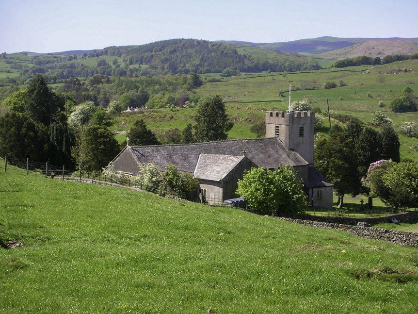 Colton Church, Cumbria
