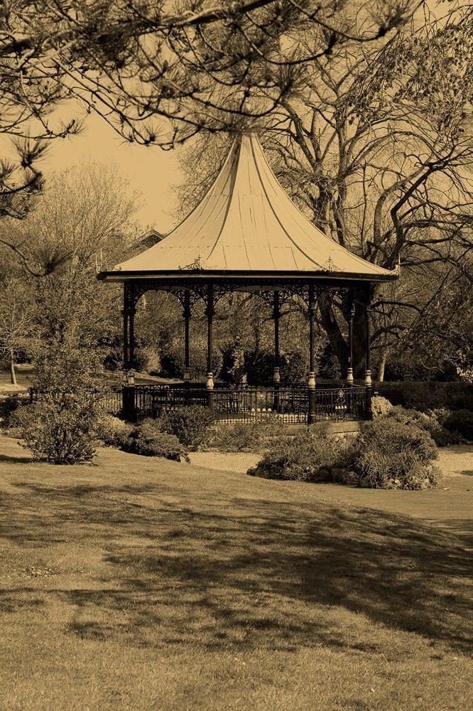 The Bandstand - Grange over Sands