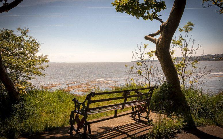 Grange over Sands - Overlooking The Bay